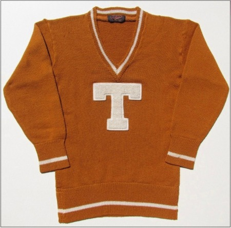1928.UT Letter Sweater
