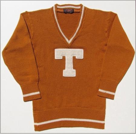 1928.UT Letter Sweater