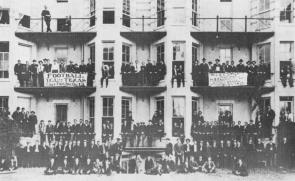 B Hall Residents