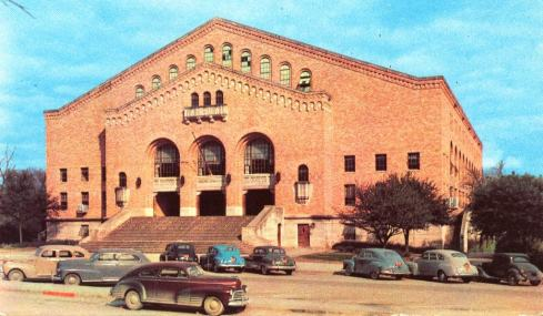 Gregory Gym.1930s