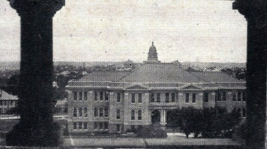 Law Building from B. Hall