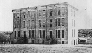 Original B Hall 1890