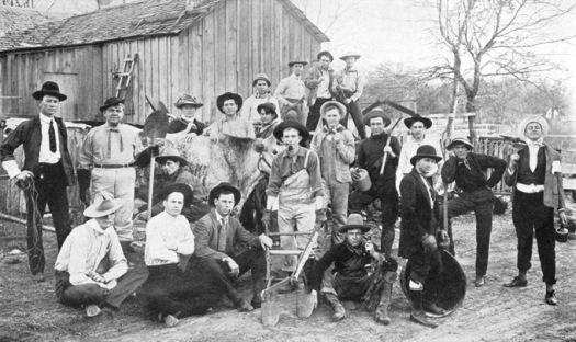 Rusty Cusses.1908