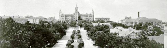 UT campus.1925