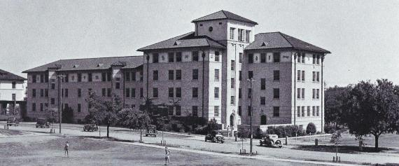 Brackenridge Dorm.1930s.