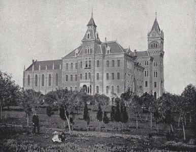 Old Main.1890