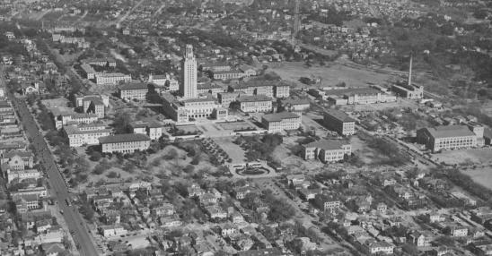UT Campus Aerial.1938