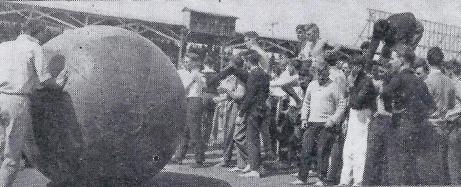 1916 Pushball