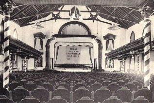 Old Main Auditorium.March 2