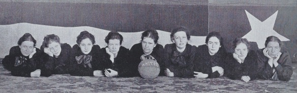 1901 Whitis Basketball Team