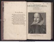 Shakespeare.1623 Folio.Harry Ransom Center