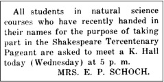 DT.1916.03.22.Note from Mrs Schoch