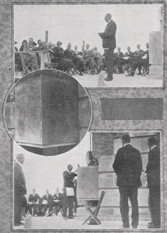 1925-garrison-hall-cornerstone-ceremony