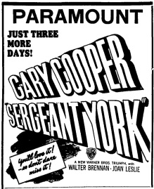 paramount-theater-sargent-york-listing-december-7-1942