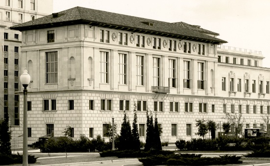 main-building-east-side-march-1936