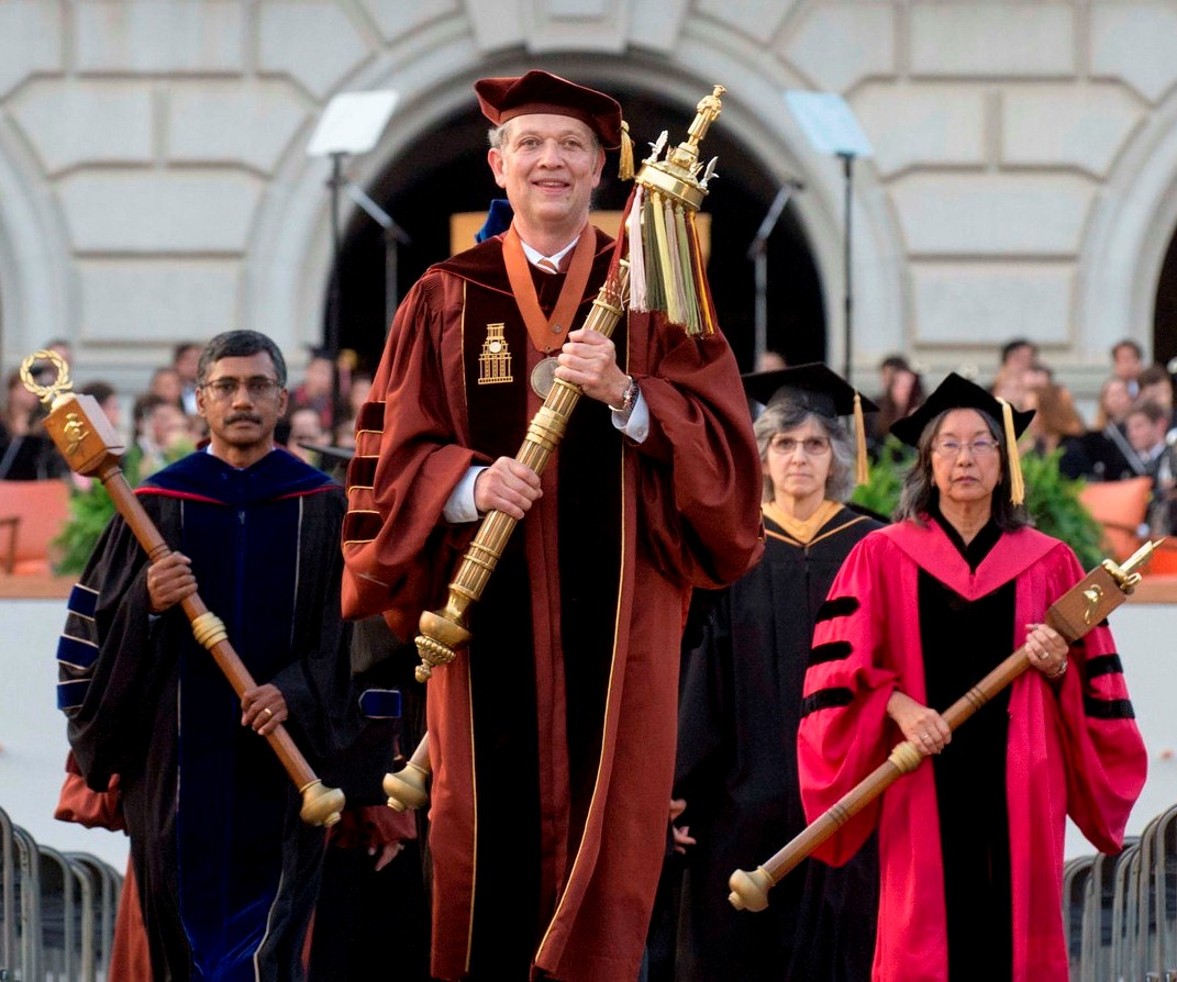 """Why call it """"Commencement""""? 