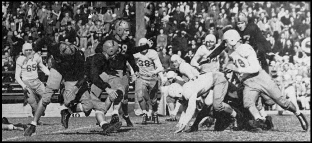 24.1937.Texas 9.No 4 Baylor 6.