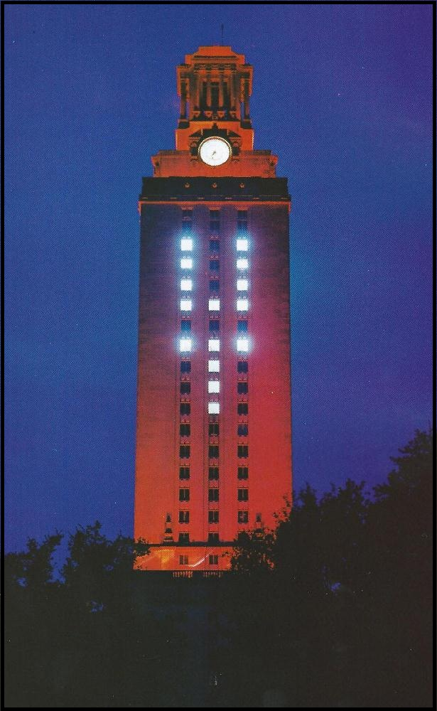 47.1963.Orange Tower with UT.