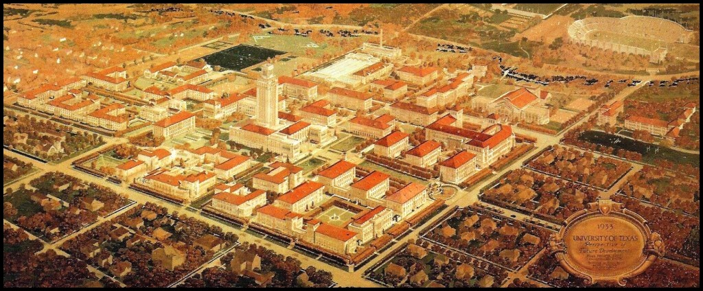 6.1933 Campus Master Plan.Paul Cret.