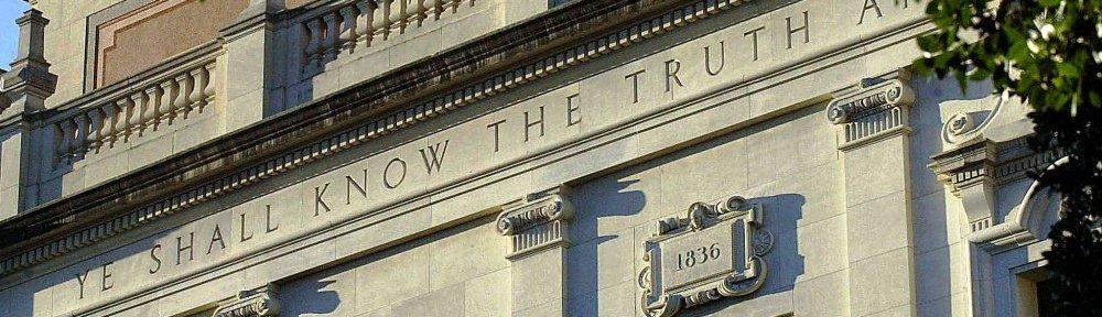The UT History Corner